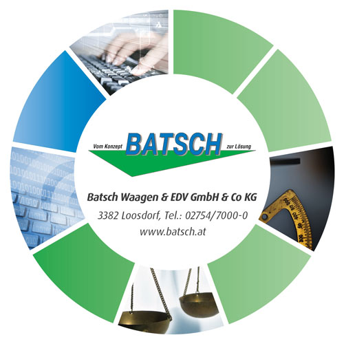 Batsch Waagen & EDV GmbH & Co KG / Loosdorf / www.batsch.at