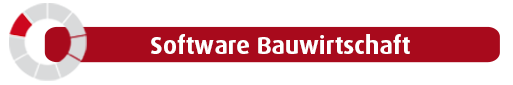 Anmeldung zum Newsletter Software Bauwirtschaft