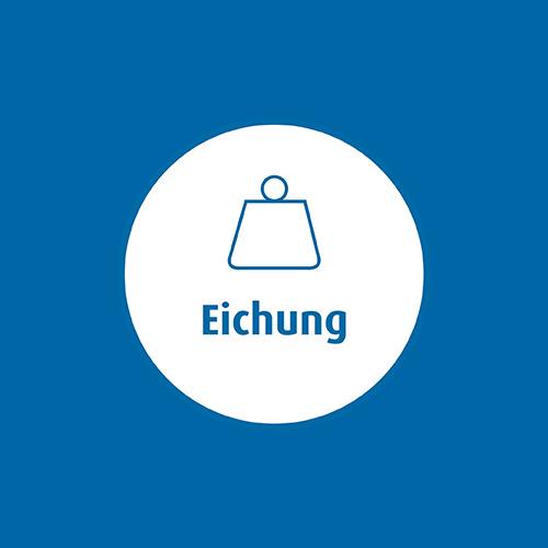 Eichung / Nacheichung