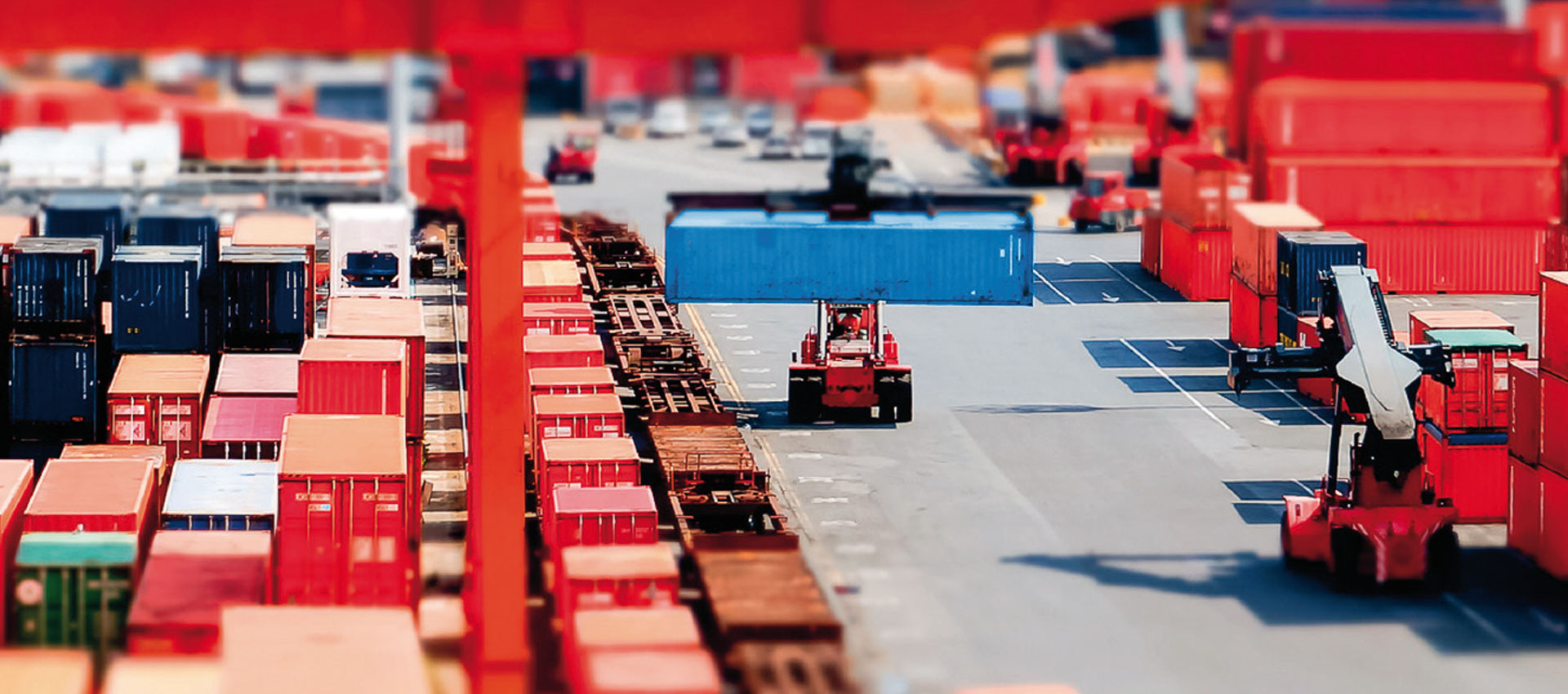 Containerwaagen