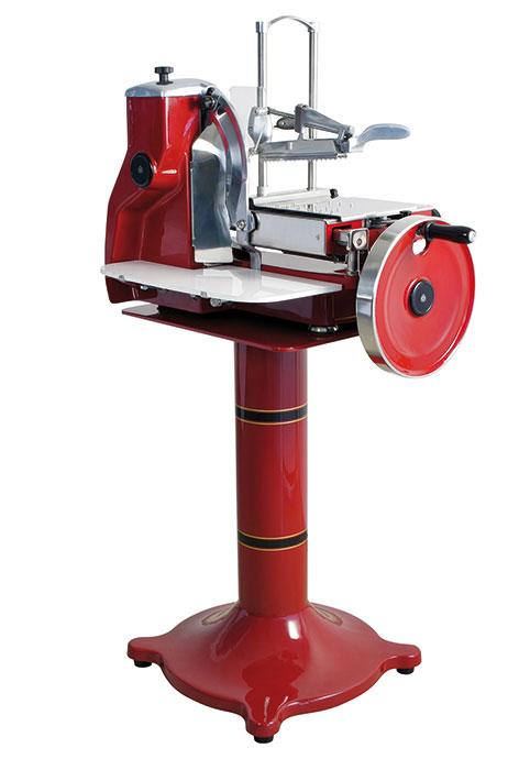 Prosciutto Sivo 330 Schwungradschneidemaschine