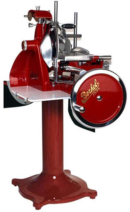 Prosciutto Berkel Volano Schwungradschneidemaschine