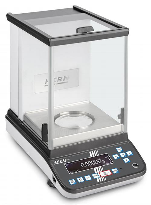 Analysenwaage ABP Premium Analysenwaage mit der neuesten Single-Cell Generation für extrem schnelle und stabile Wägeergebnisse